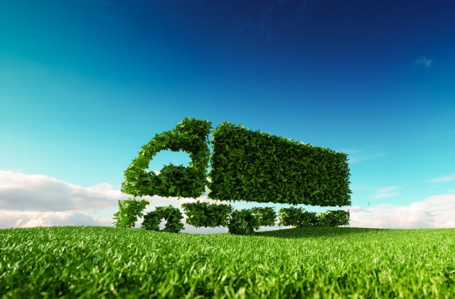 Camiones Eléctricos   Trabajo de chófer