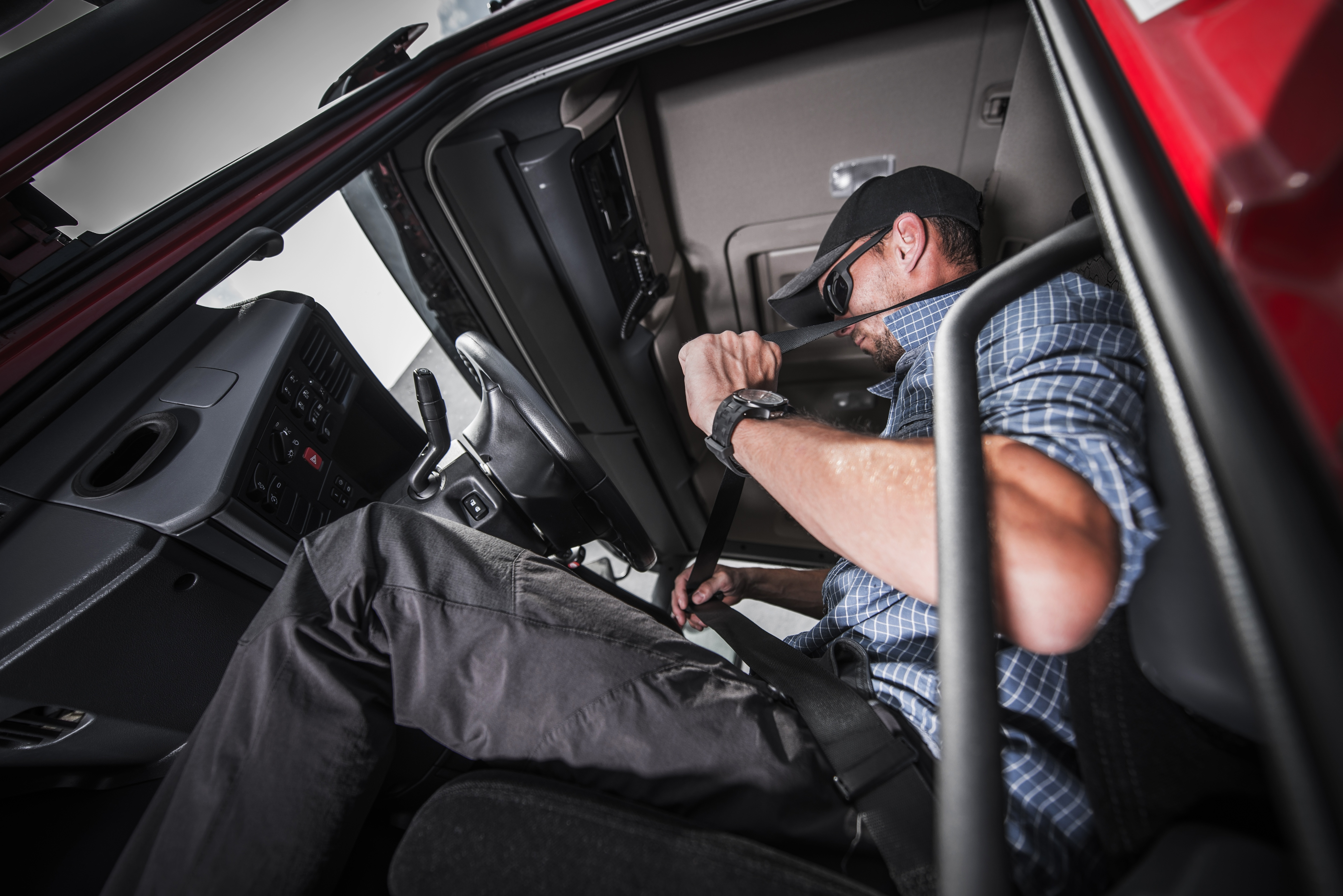 Historia del Cinturón de Seguridad | Trabajo de Chófer