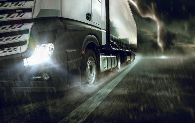 Conducir Con Lluvia | Trabajo de Chófer